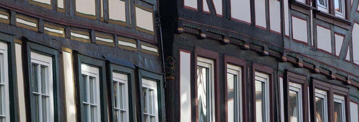 Historische Gebäude 1